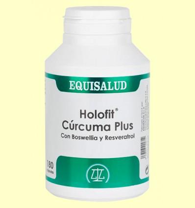 Holofit Cúrcuma Plus - Equisalud - 180 capsulas