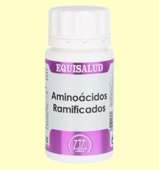 Holomega Aminoácidos Ramificados - Equisalud - 50 cápsulas