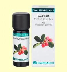 Aceite Esencial Bio de Gaulteria - Equisalud - 10 ml
