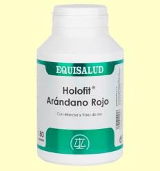 Holofit Árandano Rojo - Equisalud - 180 cápsulas