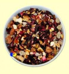 Té de Frutas Belle Helene - El Mundo del Té - 100 gramos