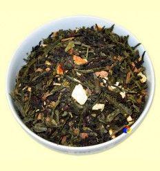 Té Verde y Negro Kashmiri - El Mundo del Té - 100 gramos