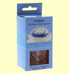 Recambio para el difusor Electrico de Fragancia - Aroma Clean Caress - Colony - 34 ml