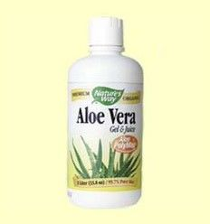 Zumo de Aloe Vera PolyMax - Nature's Way - 1000 ml