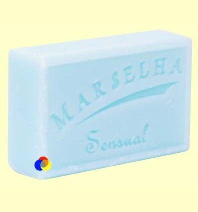 Pastilla Jabón Natural Sensual - Marselha - 125 gramos