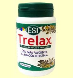 Trelax - Equilibrio Intestinal - Laboratorios ESI - 100 tabletas