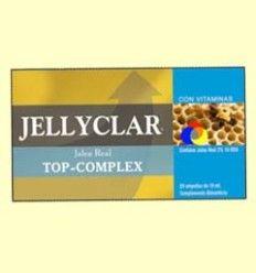 Jalea Real Top-Complex Jellyclar - Jalea Real 2% 10 HDA - Dieticlar - 20 ampollas