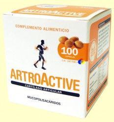 Artroactive - Cuidado del cartílago - Bioibérica - 100 cápsulas