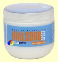 Hialsorb Sport - Nutre las articulaciones - Bioibérica - 400 ml