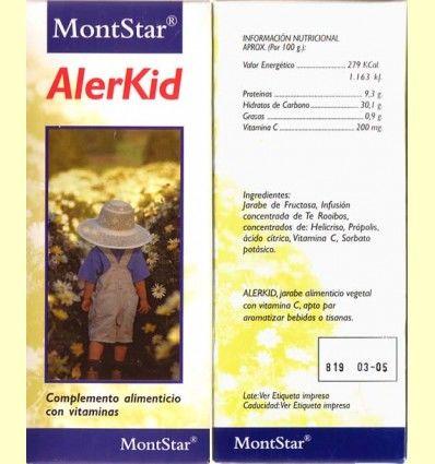 AlerKid - MontStar - 250 ml.
