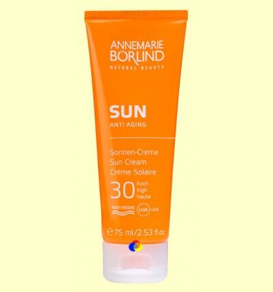 Sun Crema Solar Facial IP 30 Alto - Anne Marie Börlind - 75 ml
