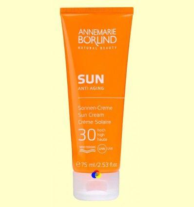 Sun Crema Solar Facial IP 30 Alto - Anne Marie Börlind - 75 ml