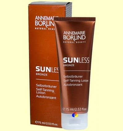 Sunless Bronze - Autobronceador - Anne Marie Börlind - 75 ml
