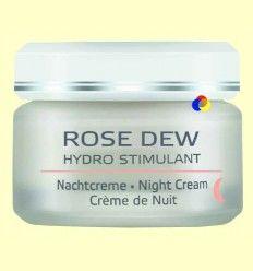 Rose Dew Hydro Stimulant Crema de Noche - Anne Marie Börlind - 50 ml