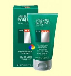 For Men Gel de Ducha Vitalizante - Anne Marie Börlind - 150 ml