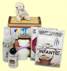 Armario aromático infantil - Pack de regalo - Aromalia
