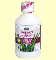 Zumo Aloe Vera Colon Potencia Máxima - Evicro Madal Bal - 500 ml