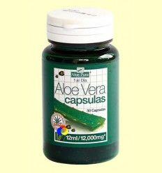 Aloe Vera Doble Fuerza - Evicro Madal Bal - 30 cápsulas