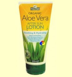 Loción After Sun Aloe Vera Eco - Evicro Madal Bal - 200 ml