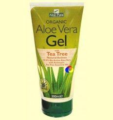 Gel Aloe Vera Eco Árbol del Té - Evicro Madal Bal - 200 ml