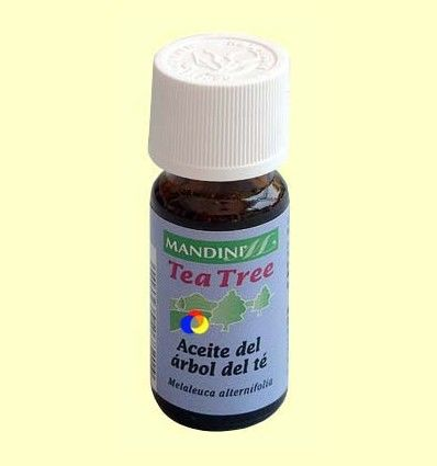 Aceite del Árbol del Té - Evicro Madal Bal - 10 ml