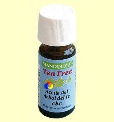 Aceite del Árbol del Té CBC Bio - Evicro Madal Bal - 10 ml ******