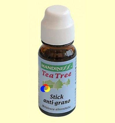 Aceite del Arbol del Té Stick Antigranos - Evicro Madal Bal - 10 ml