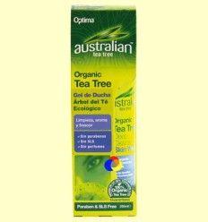 Gel de ducha Árbol del Té ATT - Optima - 250 ml