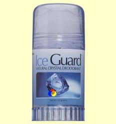 Desodorante Ice Guard Barra - Evicro Madal Bal - 120 gramos
