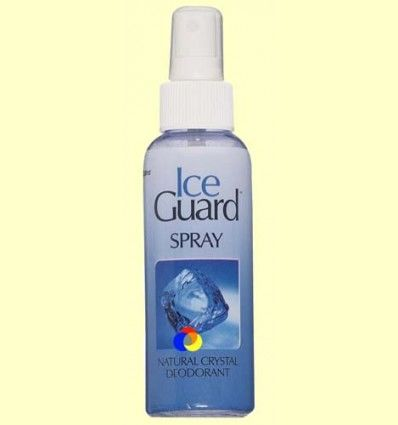 Desodorante Ice Guard Spray - Evicro Madal Bal - 100 ml