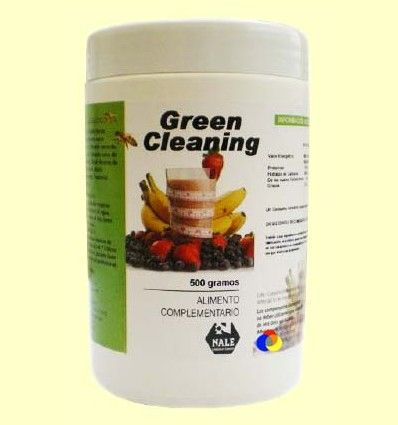 Green Cleaning - Depurativo - Laboratorios Nale - 500 gramos
