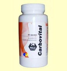 Carbovital - Digestiones - Laboratorios Nale - 60 cápsulas