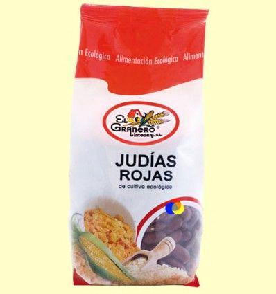 Judías Rojas Bio - El Granero - 500 gramos ******