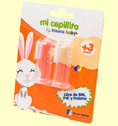 Cepillo Dental Irisana Baby