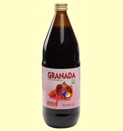 Jugo de Granada Eco - Plantis - 1 litro