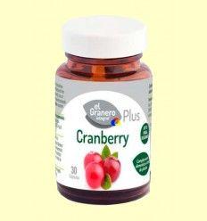 Cranberry Plus - El Granero - 30 cápsulas