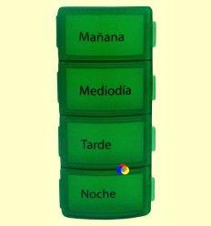 Organizador Diario de Comprimidos - Brevia - 4 compartimentos