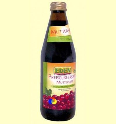 Zumo de Arándanos Rojos Bio - Granovita - 330 ml