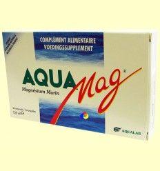 OFERTA-30% - Aquamag - Magnesio Marino - Aqualab - 24 ampollas - CAD: 31-12-2017