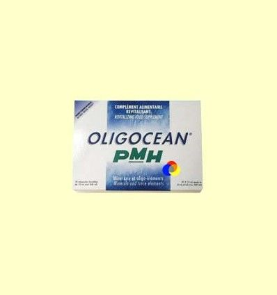 Oligoceane PMH - Aqualab - 30 ampollas