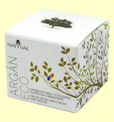 Crema de Argán ECO - Anti-edad - Natysal - 50 ml