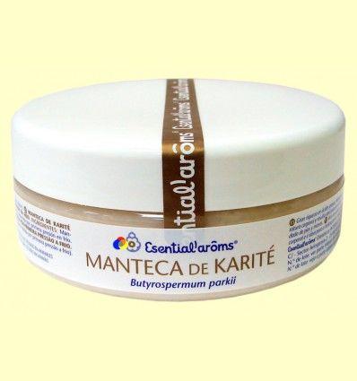 Manteca de Karité - Esential Aroms - 150 gramos