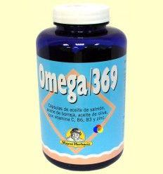 Omega 369 - Maese Herbario - 330 cápsulas *+