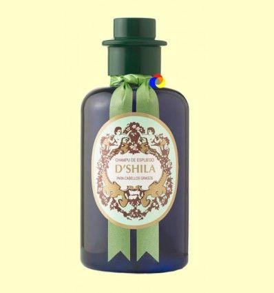 Champú de Espliego - Cabellos Grasos - D'Shila - 300 ml