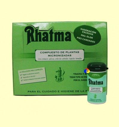 Micronizado de plantas - Rhatma - 15 gramos