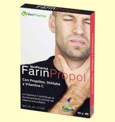 FarinPropol - VenPharma - 15 comprimidos