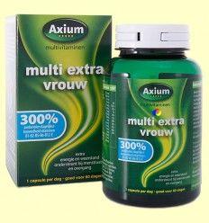 Axium Multi Woman Extra 300 - Ultravit - 60 cápsulas