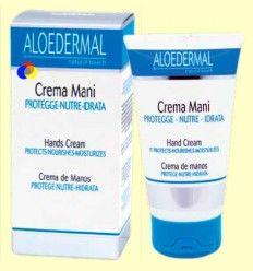 Crema de Manos ALOEdermal - ESI Laboratorios - 75 ml