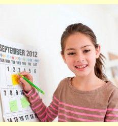 Calendario alimentario infantil - Artículo informativo de Belén García