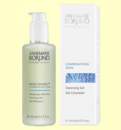 Combination Skin Gel Limpiador - Anne Marie Börlind - 150 ml